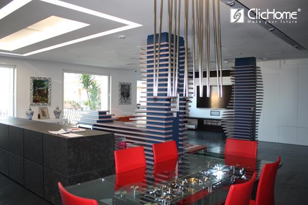 Impianti di domotica sicurezza casa sistemi home - Impianti sicurezza casa ...