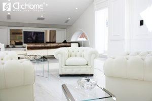 casa domotica e design in un appartamento a napoli