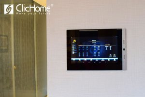 touch screen 10 pollici per la domotica - domotico roma