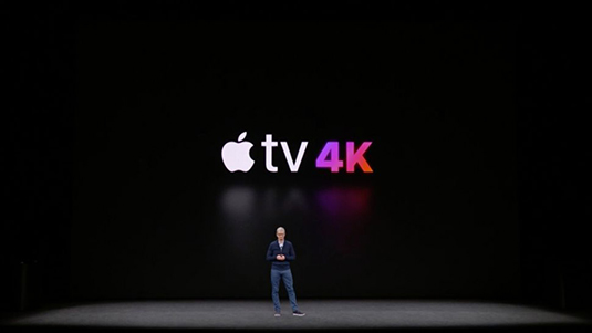Apple tv 4k per la casa domotica