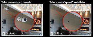 telecamera invisibile