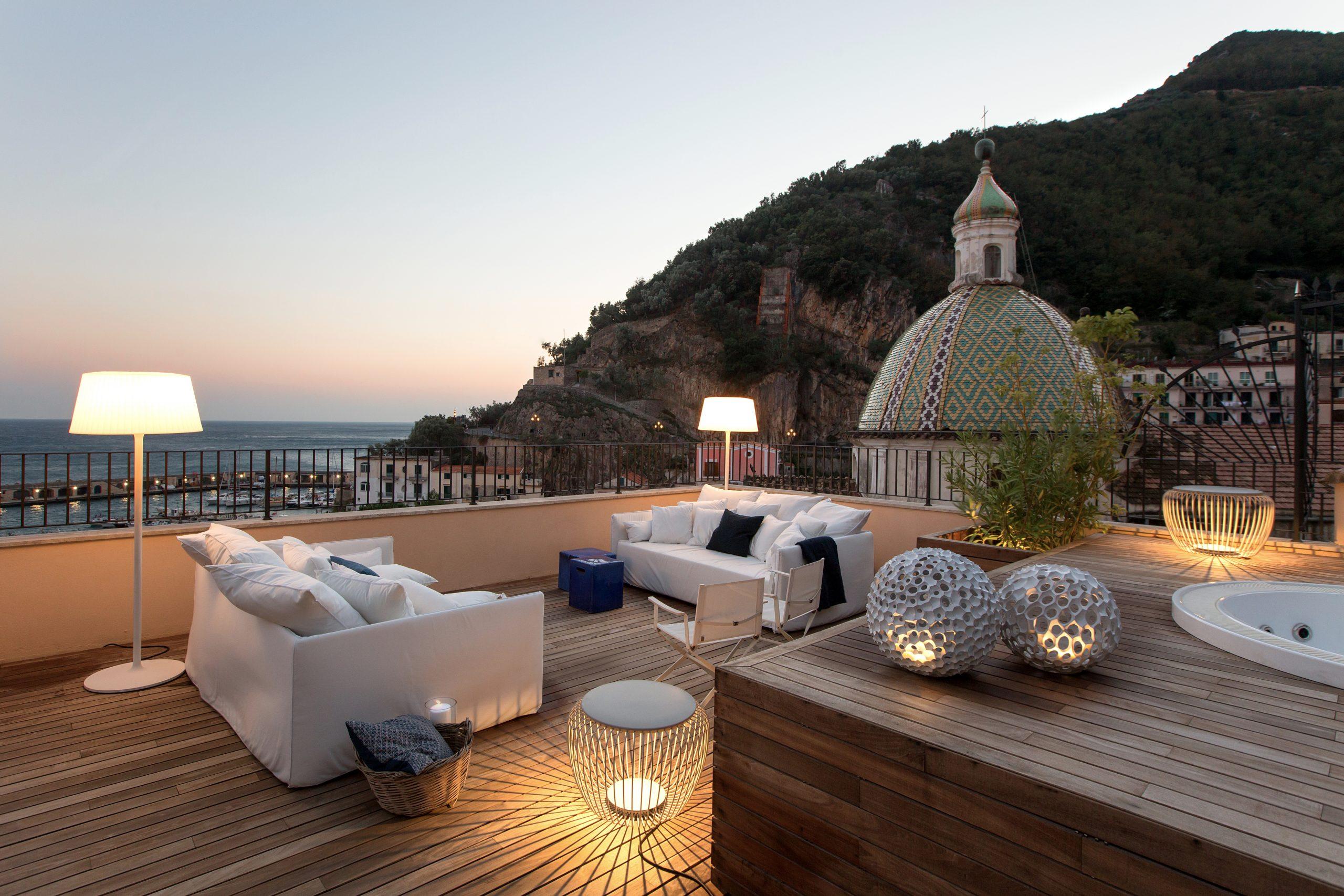 Appartamento Domotica Costiera Amalfitana